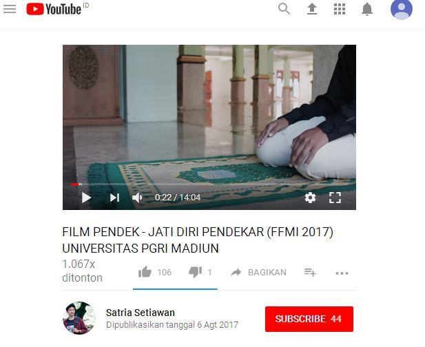 Festival Film Mahasiswa Indonesia (FFMI) 2017,