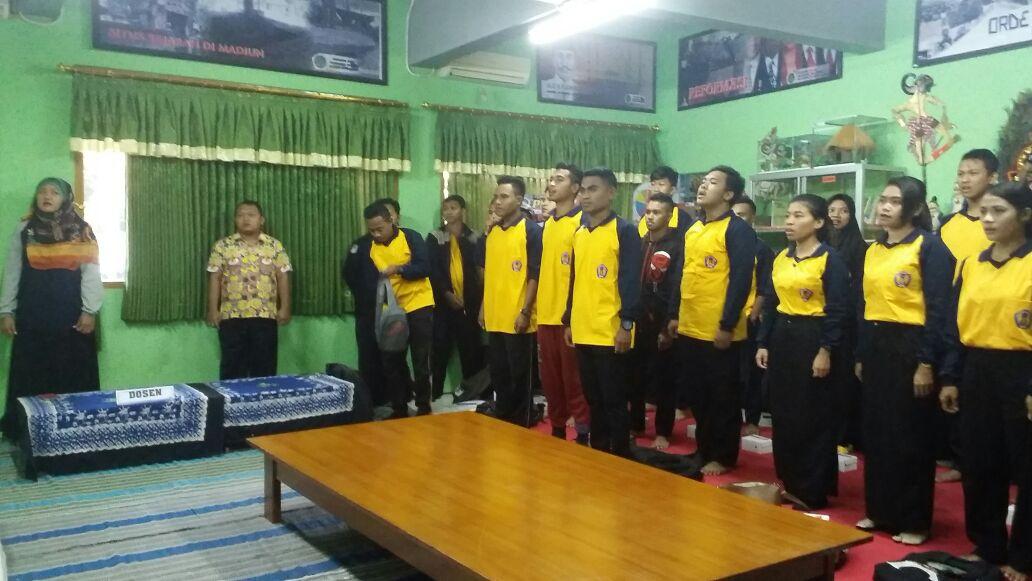 PKKMB PROGRAM STUDI PENDIDIKAN SEJARAH FKIP UNIPMA T.A. 2017/2018