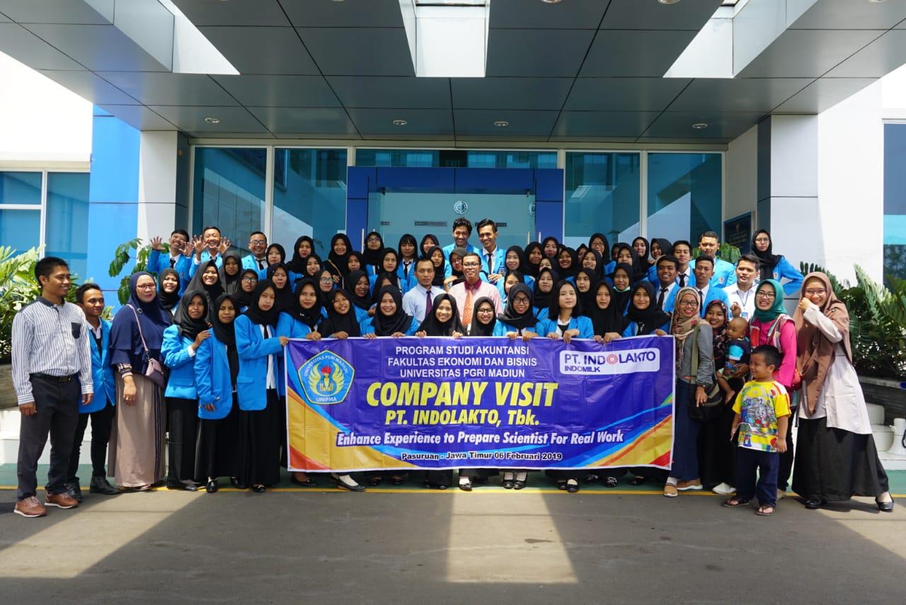 Company Visit PT INDOLAKTO Tbk.