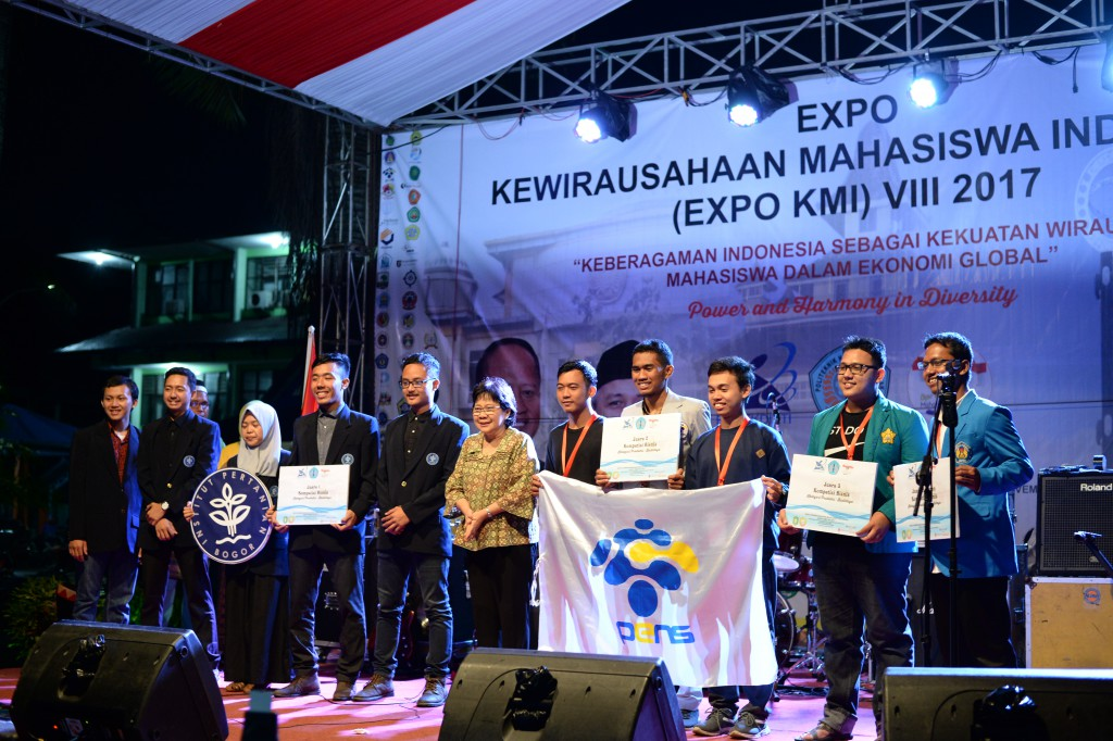 EXPO KEWIRAUSAHAAN MAHASISWA INDONESIA (KMI) XIII 2017 DI PONTIANAK