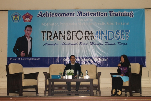 Achievement Motivation Training Tahun 2017