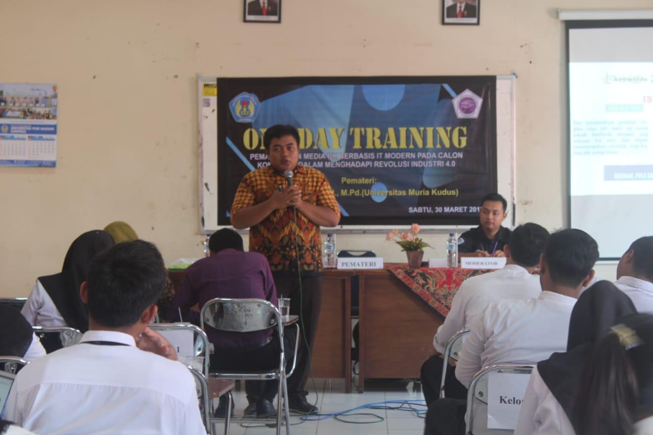 One Day Training Tahun 2019