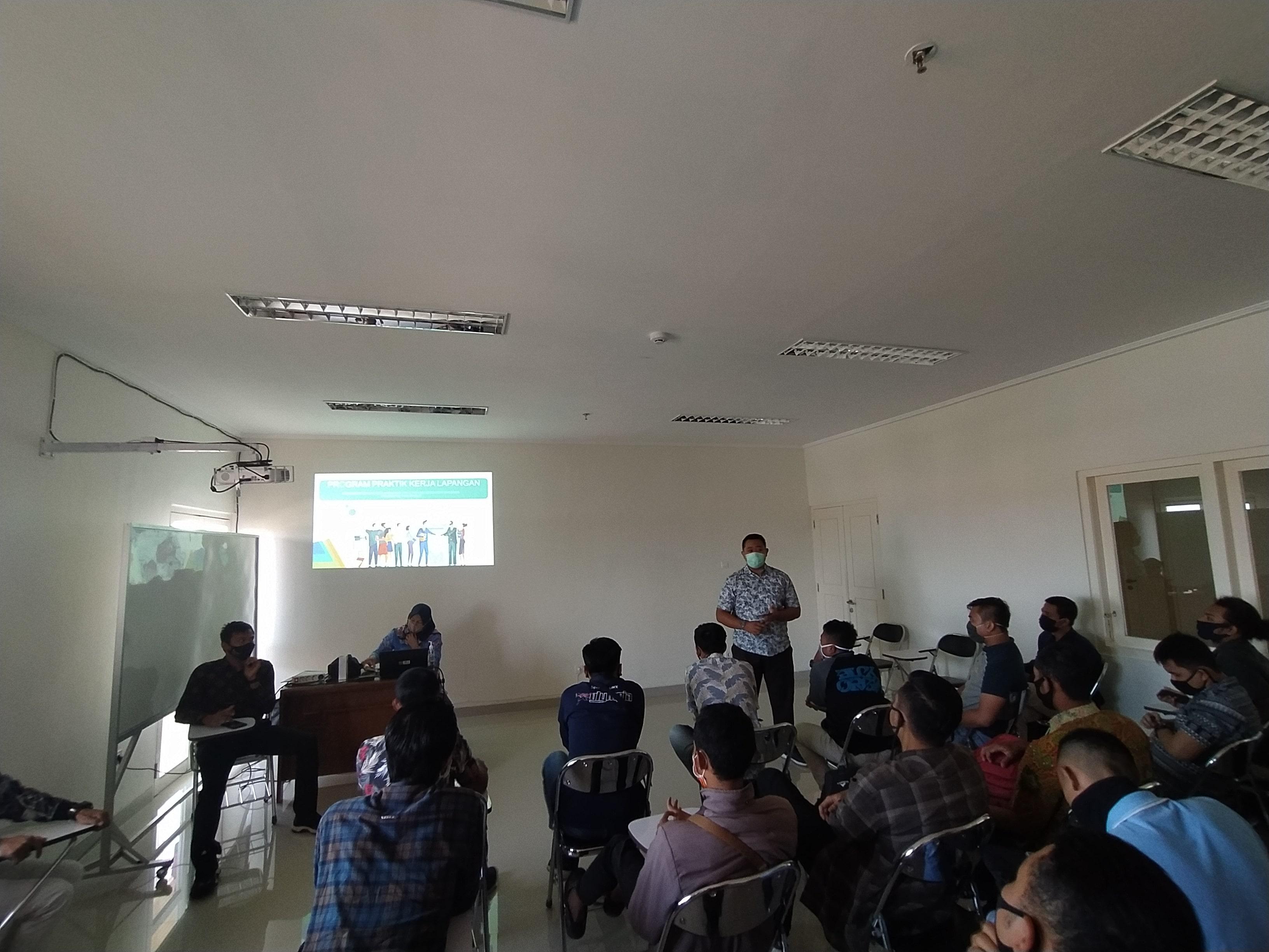 Pengarahan PKL Angkatan 2017