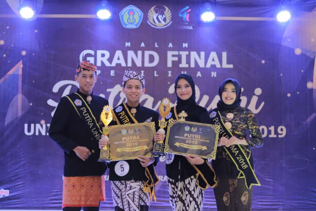 Juara Putri UNIPMA 2019