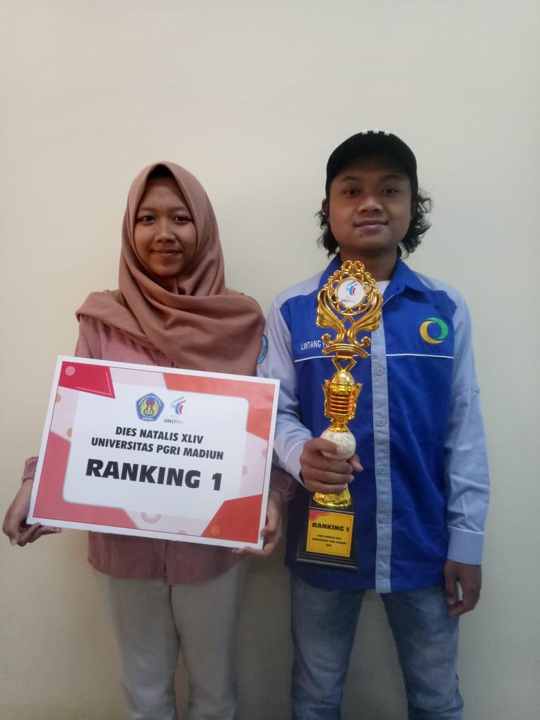 Juara Utama Kompetisi Ranking 1