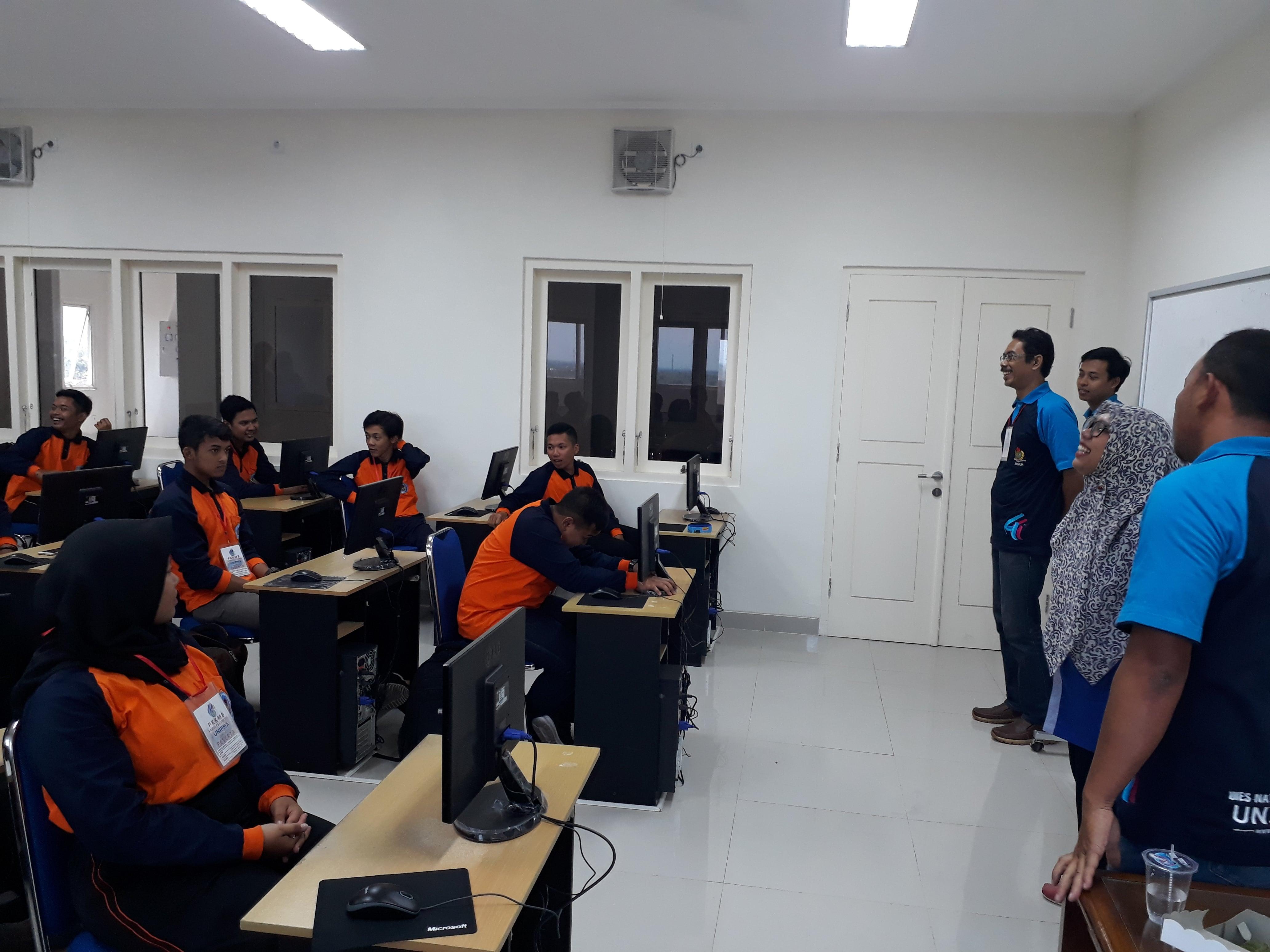 PKKMB Fakultas Teknik Univeristas PGRI Madiun
