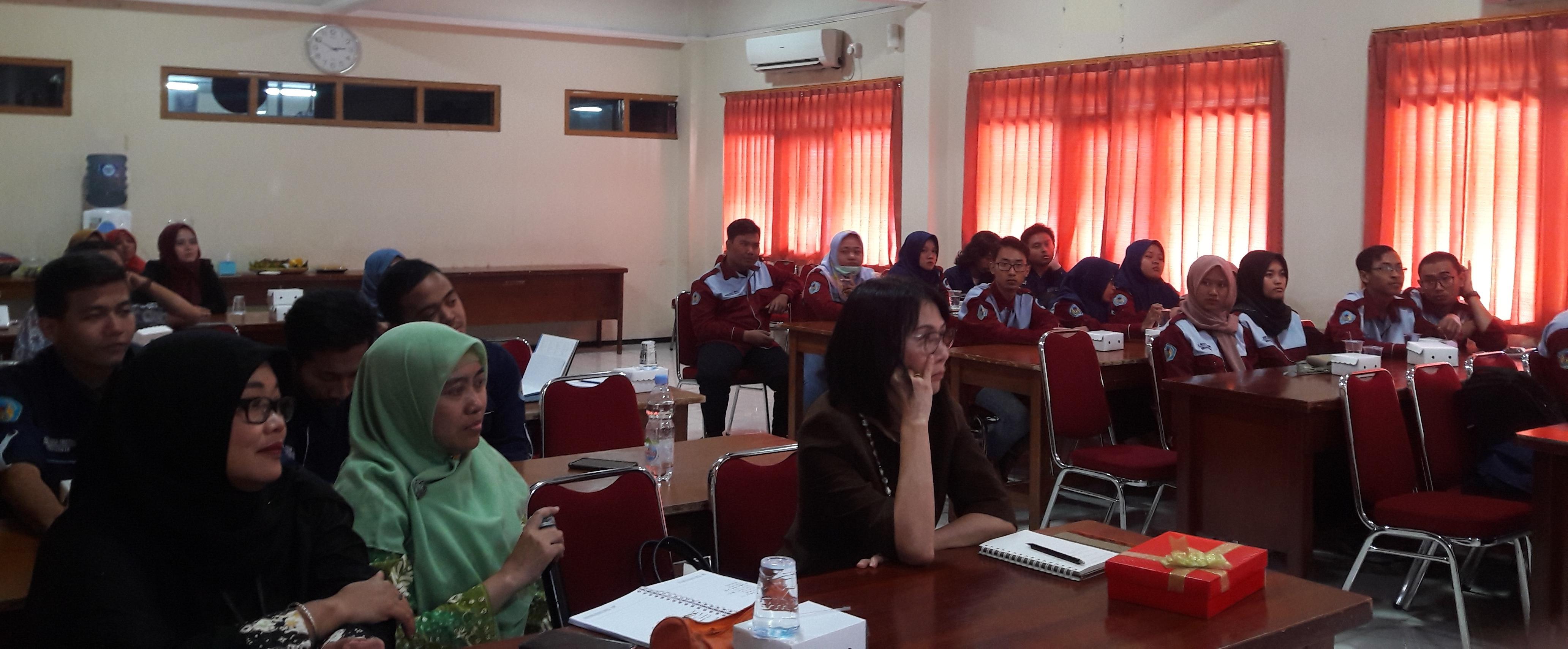 Kuliah Tamu Prodi Teknik Kimia 2019