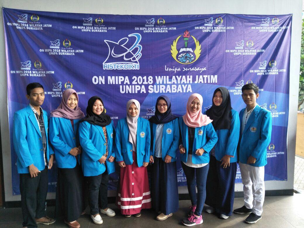 On MIPA 2018 Wilayah Jawa Timur